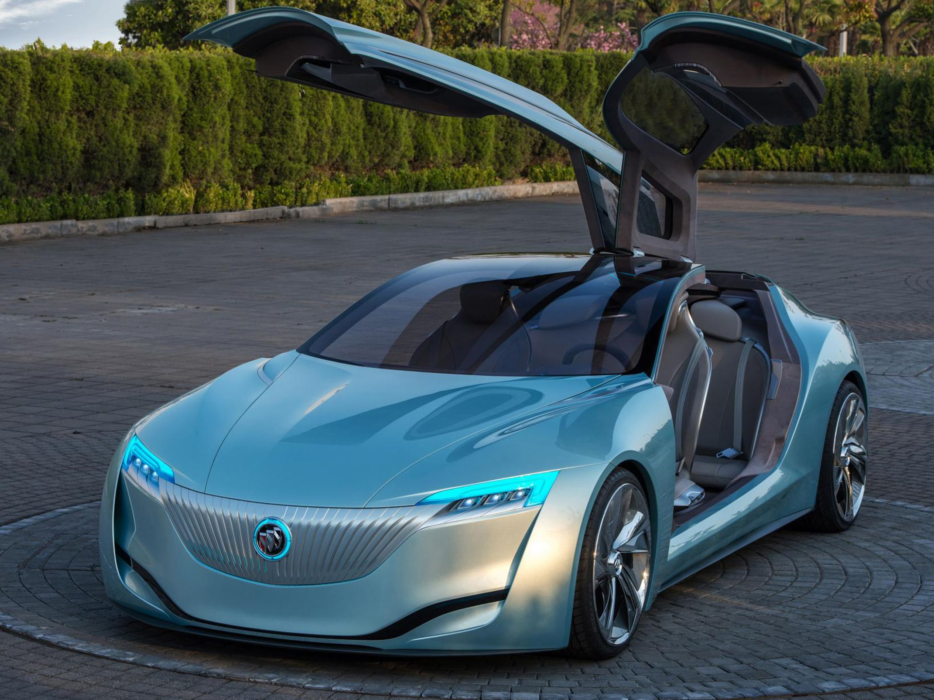 2013 Buick Riviera Coupe Concept | AmcarGuide.com ...