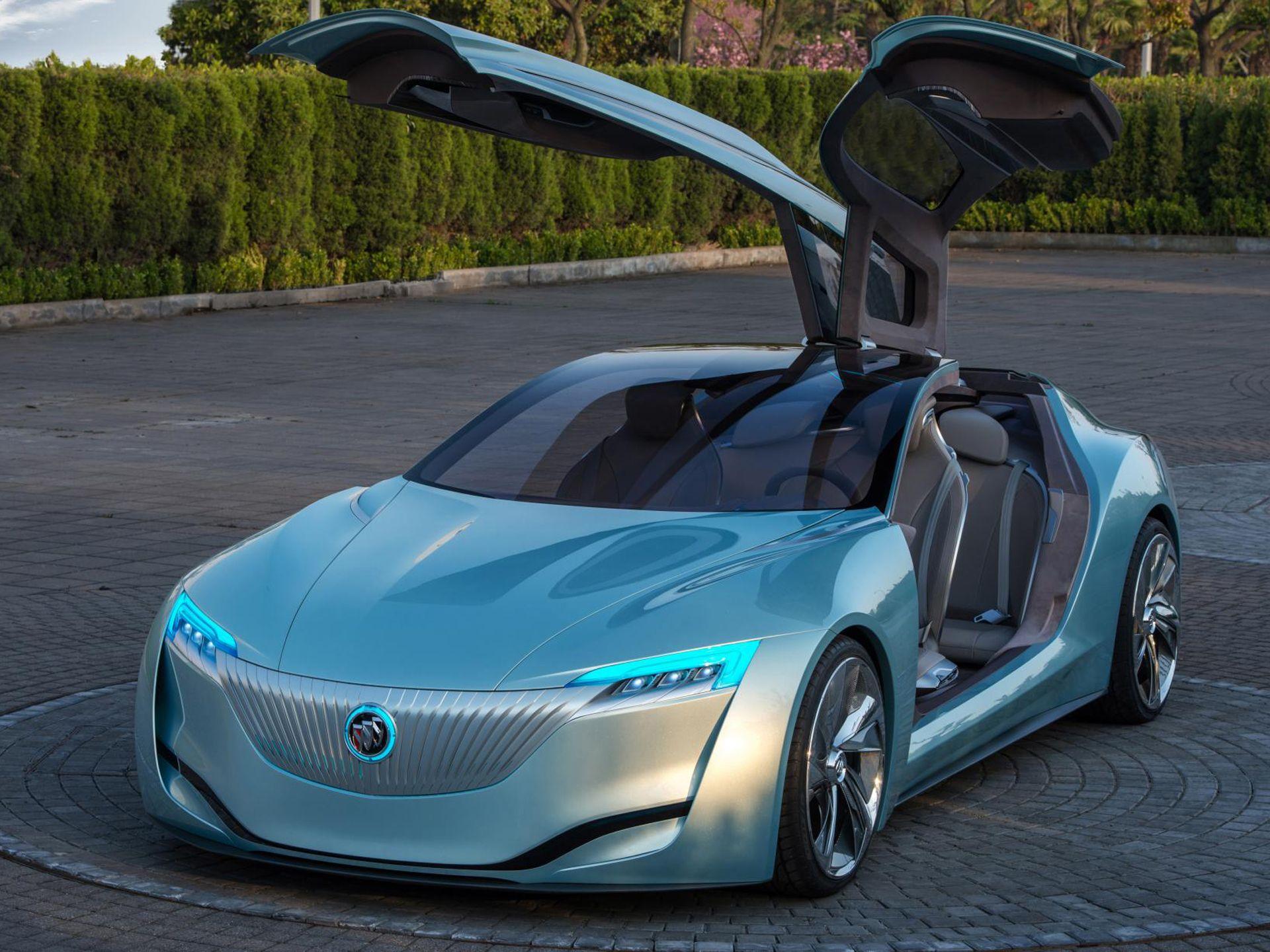 2013 Buick Riviera Coupe Concept   AmcarGuide.com ...