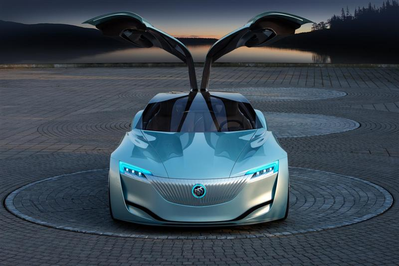 Buick Riviera concept Pictures   Photo Gallery   Car and Driver