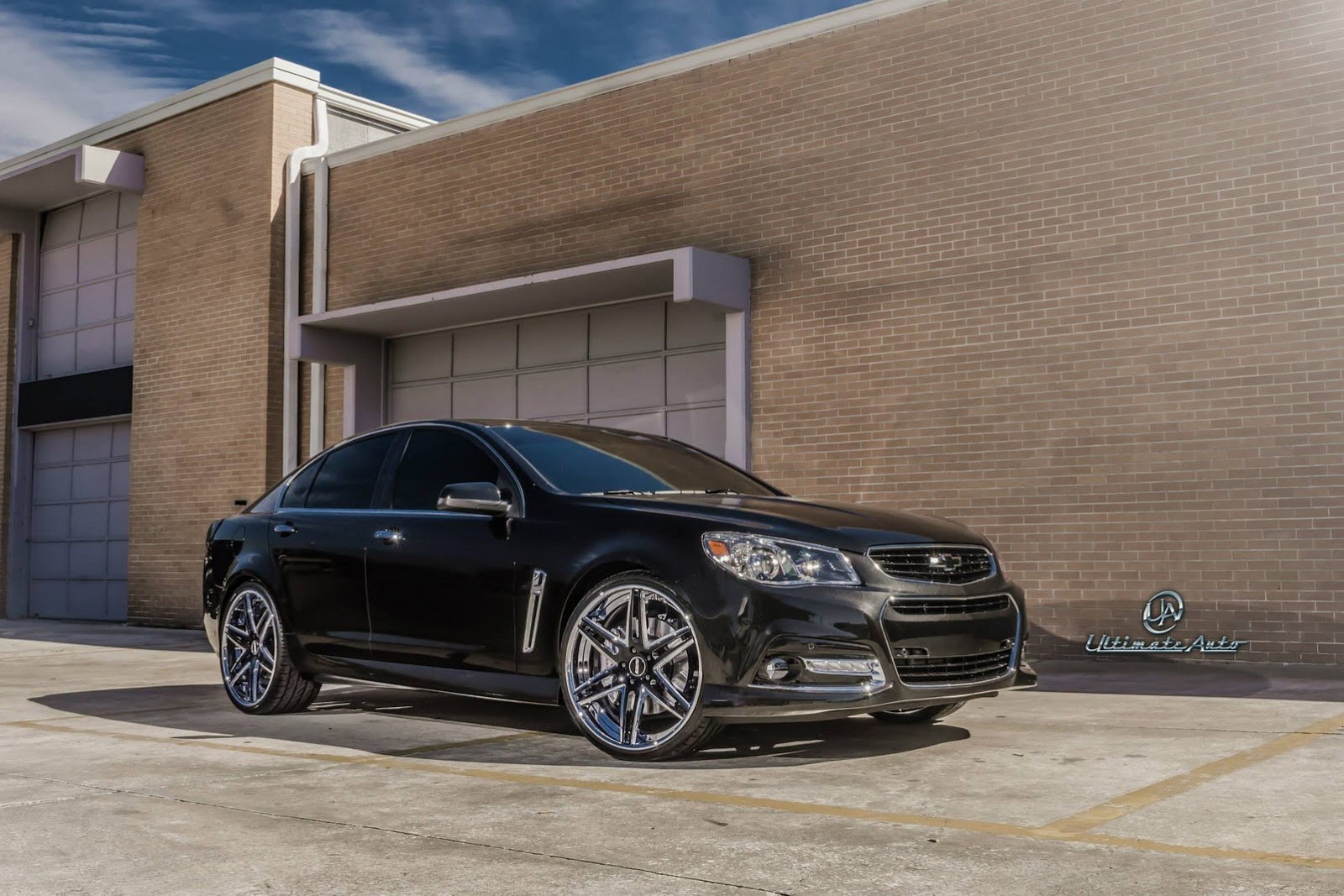 2014 Chevrolet Ss By Ultimate Auto Amcarguide Com
