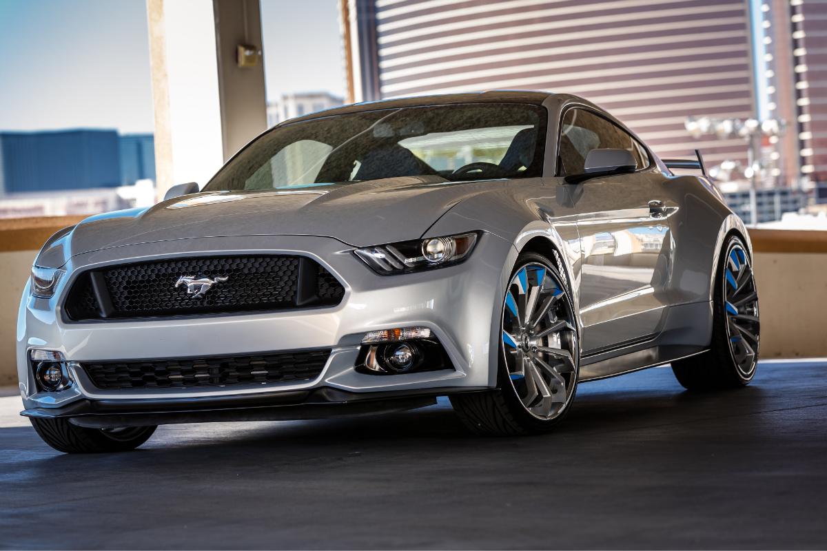 Forgiato Mustang Wide Body Kit | Autos Post
