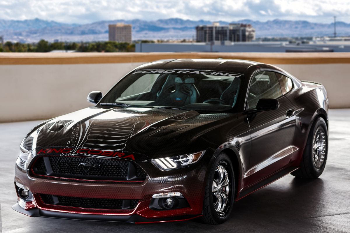 Meet the 2015 Mustang King Cobra | AmcarGuide.com ...