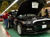 Ford started 2015 Mustang production