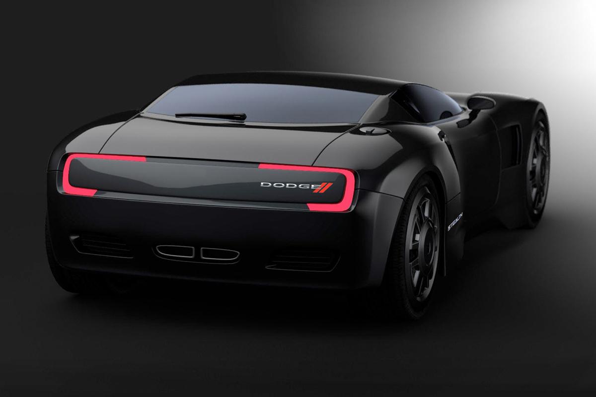 2015 dodge stealth concept american muscle car guide. Black Bedroom Furniture Sets. Home Design Ideas