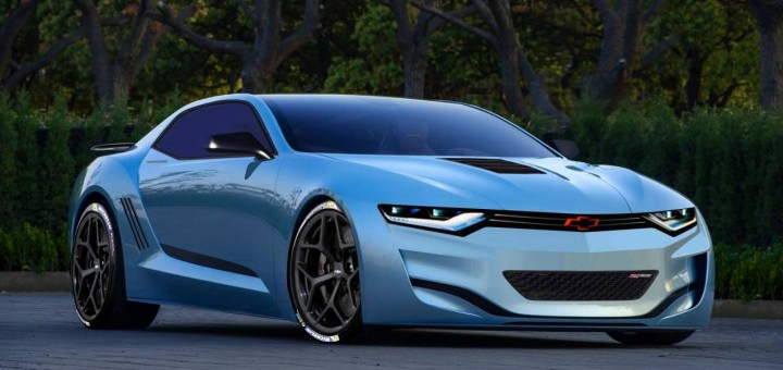2016 Chevrolet Camaro Concept Best So Far Amcarguide