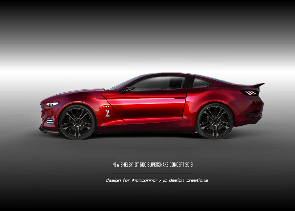 Shelby Supersnake Concept Amcarguide Com American