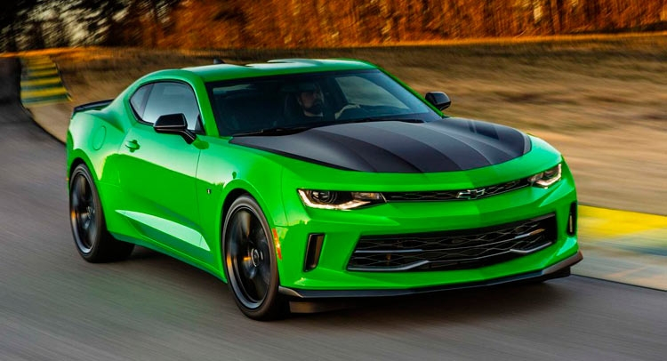 2017 Chevrolet Camaro 1le Packages Amcarguide Com