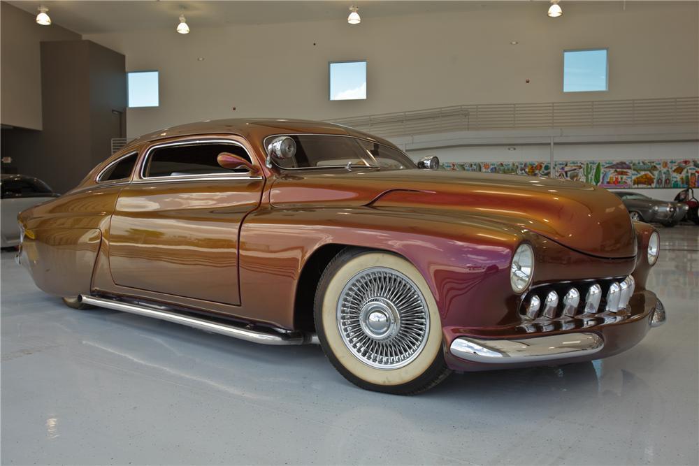 1950 Mercury Coupe Custom | AmcarGuide.com - American muscle car guide