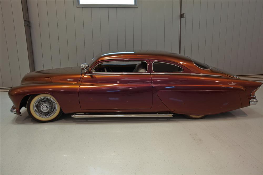 1950 mercury coupe custom american for 1950 mercury 2 door for sale