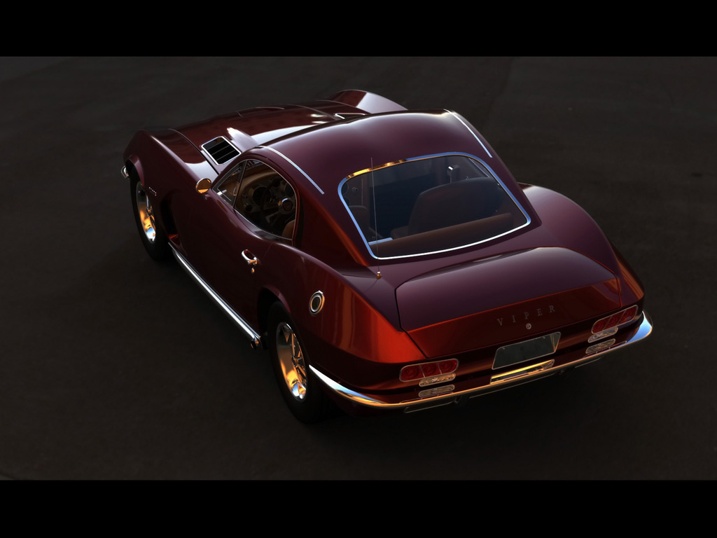 1967 Dodge Viper by Rafael Reston | AmcarGuide.com - American muscle