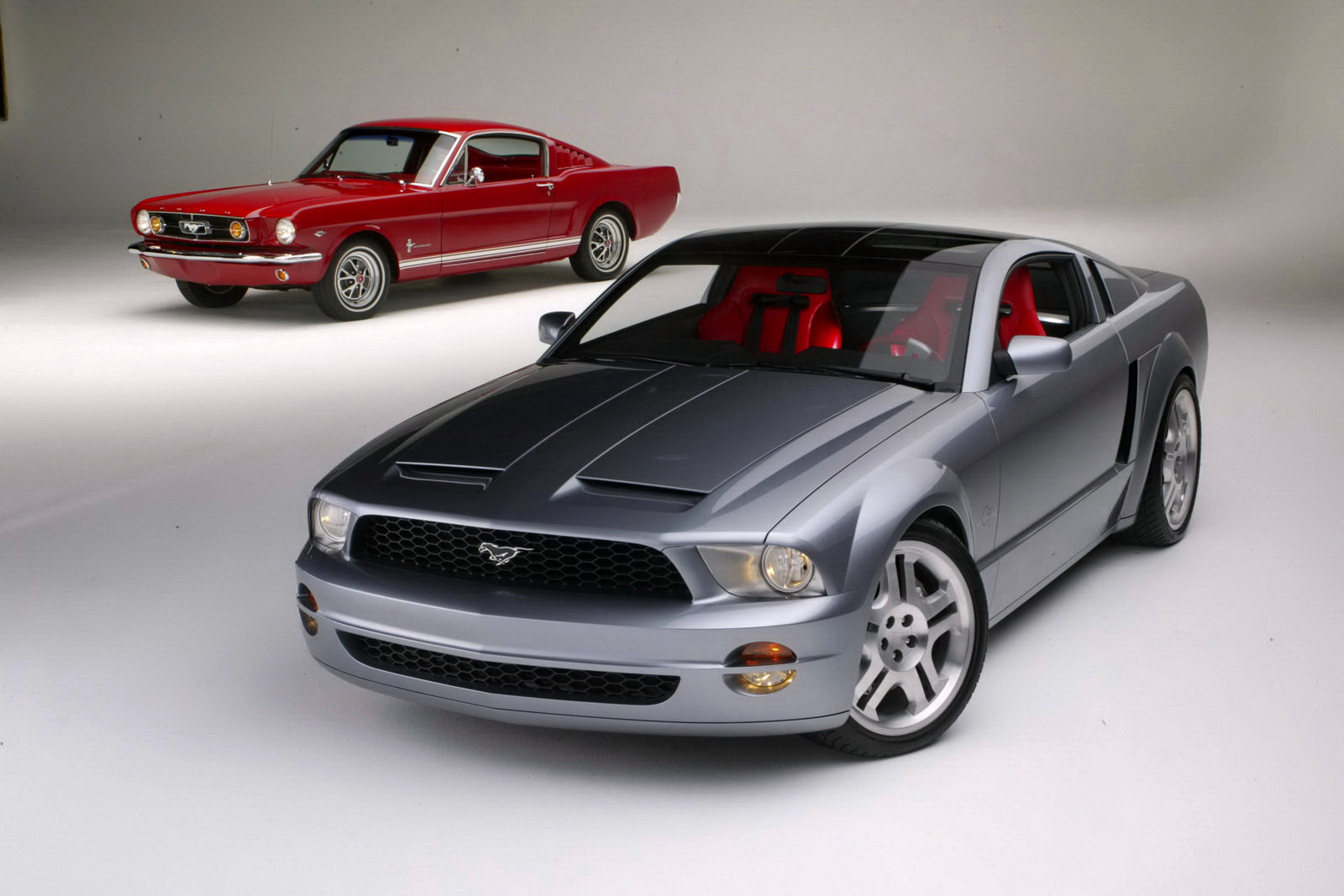 2003 mustang concept