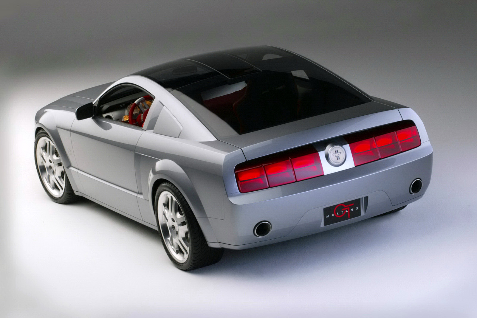 Gt350r For Sale >> 2004 Mustang Convertible Concept for sale | AmcarGuide.com - American muscle car guide