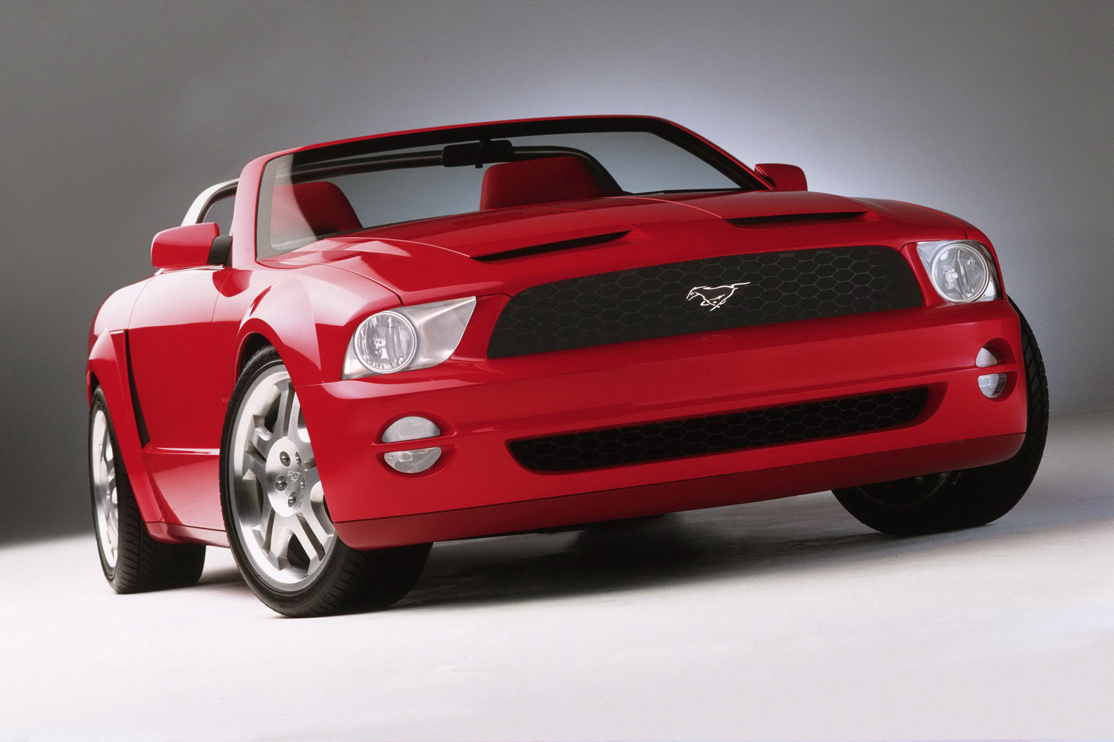 2004 Mustang Convertible Concept For Sale Amcarguide Com