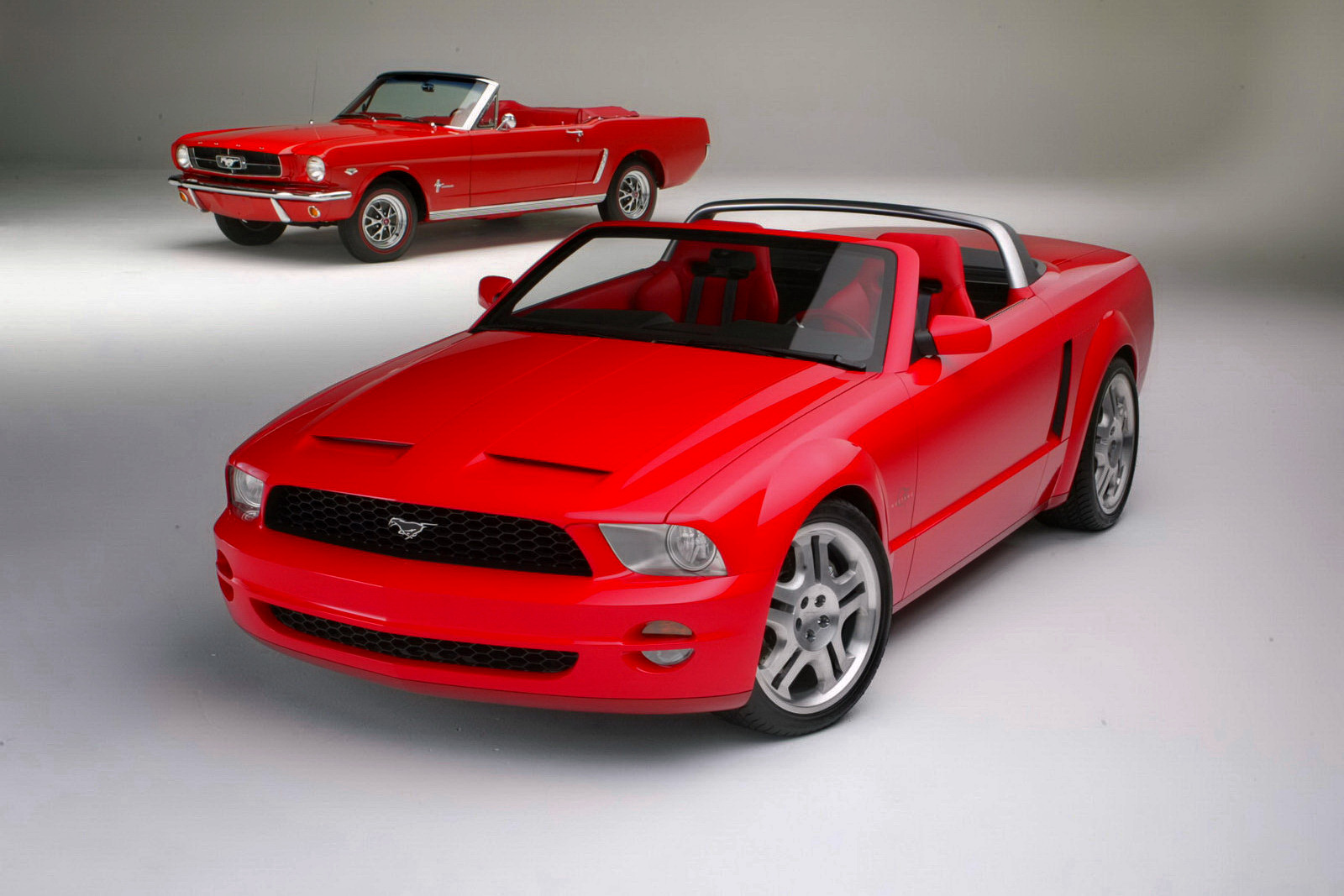 2004 Mustang Convertible Concept for sale | AmcarGuide.com ...