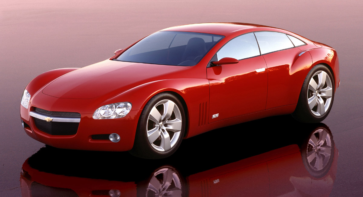 Chevrolet SS Concept Car Pictures - Chevy SS Forum