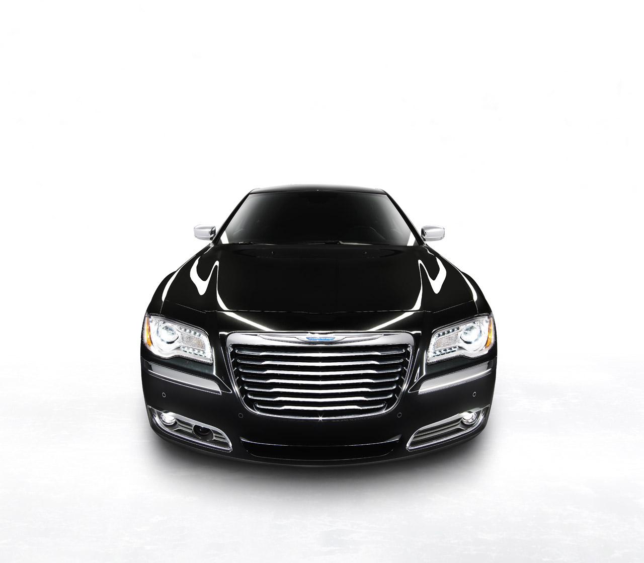 2011 Chrysler 300 Official Photos