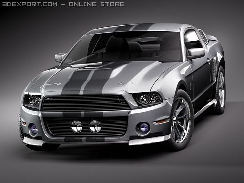 2011 Eleanor American Muscle Car Guide