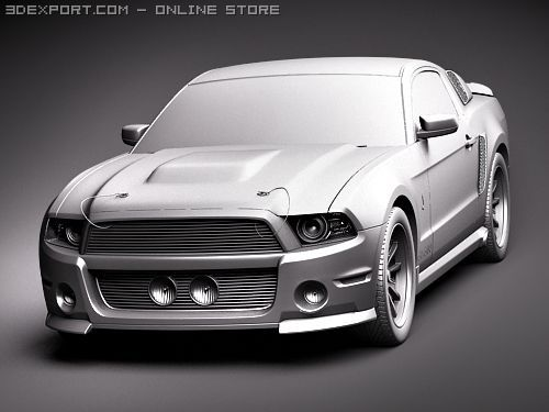 2011 ford mustang eleanor body kit. Black Bedroom Furniture Sets. Home Design Ideas