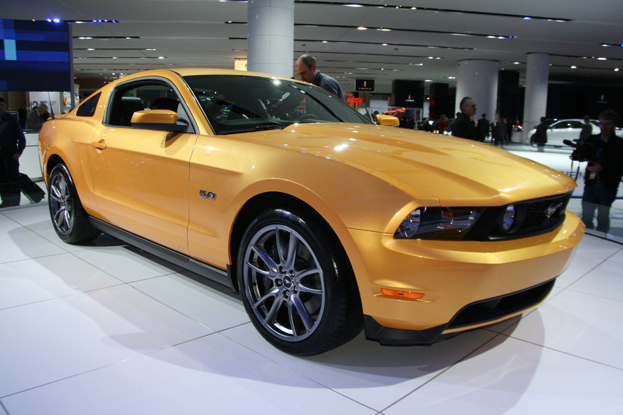 Ford Mustang Liter Gt on 4 Cylinder Performance Engines Ford