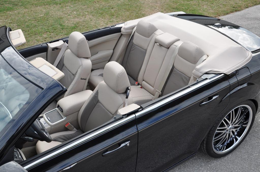 2012 chrysler 300 convertible - photo #31