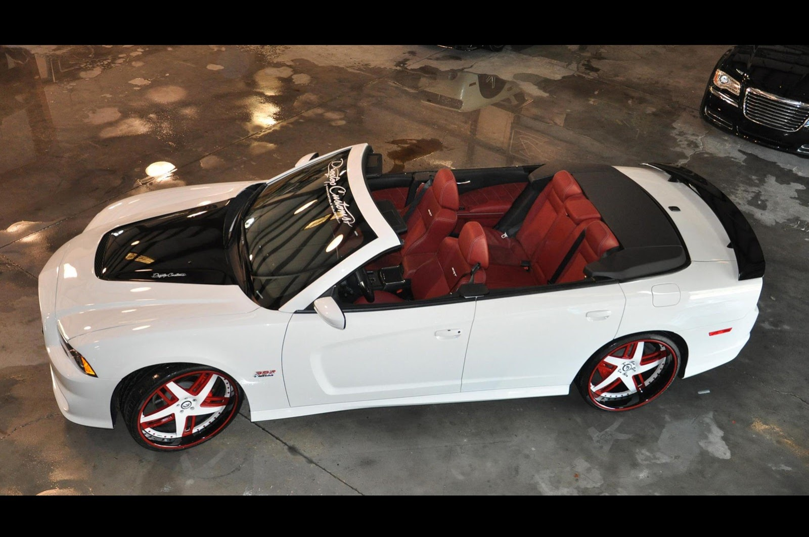 Convertible 2012 Charger And Chrysler 300 Amcarguide