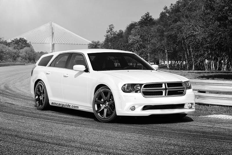 2012 Dodge Magnum