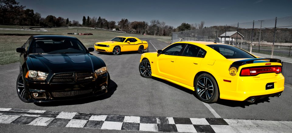 2012 Dodge Charger SRT8 Super Bee The real one  AmcarGuidecom