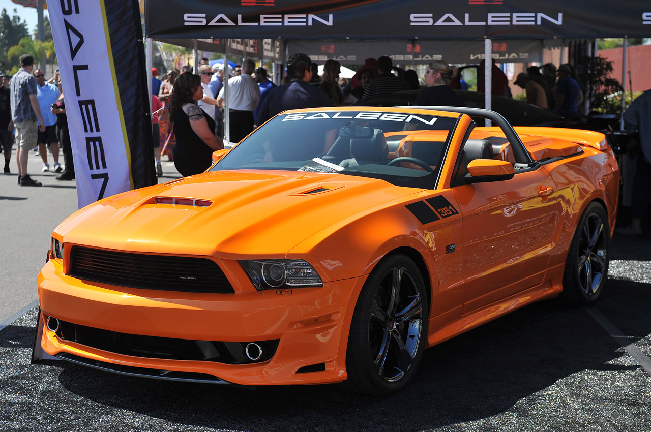 2014 saleen s351 supercharged mustang american muscle car guide. Black Bedroom Furniture Sets. Home Design Ideas