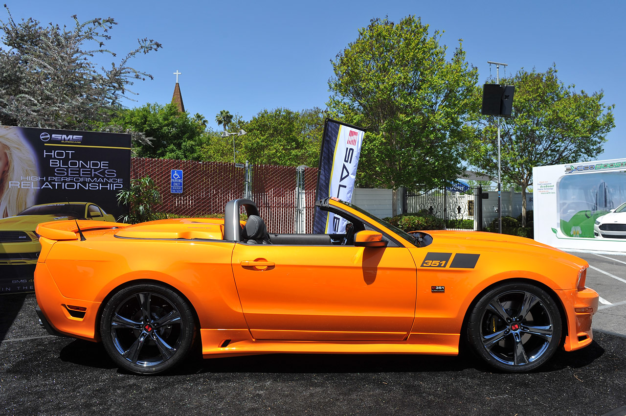 2014 Saleen S351 Supercharged Mustang | AmcarGuide.com - American ...