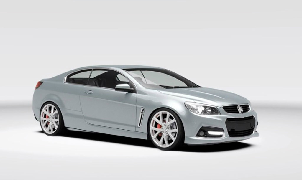 2014 Chevrolet SS Coupe Concept   AmcarGuide.com - American muscle car guide