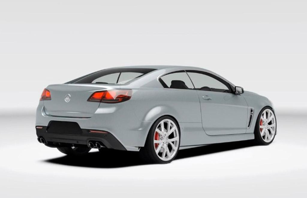 2014 Chevrolet SS Coupe Concept | AmcarGuide.com ...