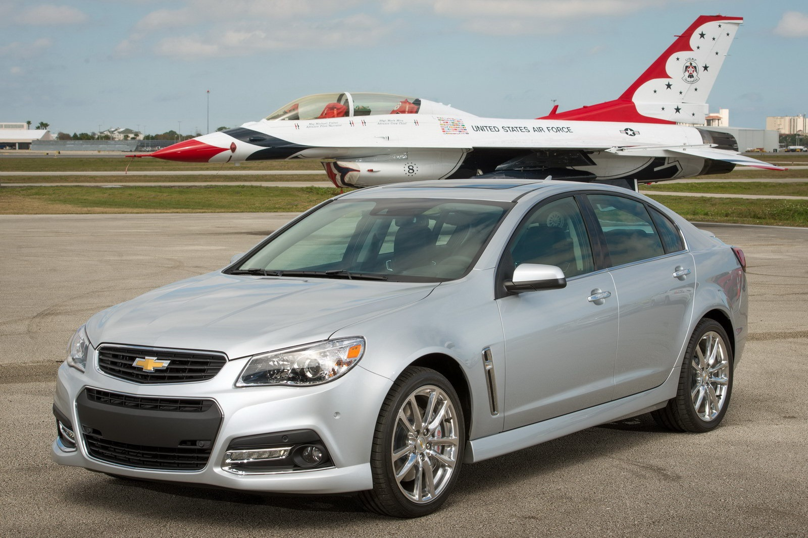 2014 Chevrolet SS | AmcarGuide.com - American muscle car guide