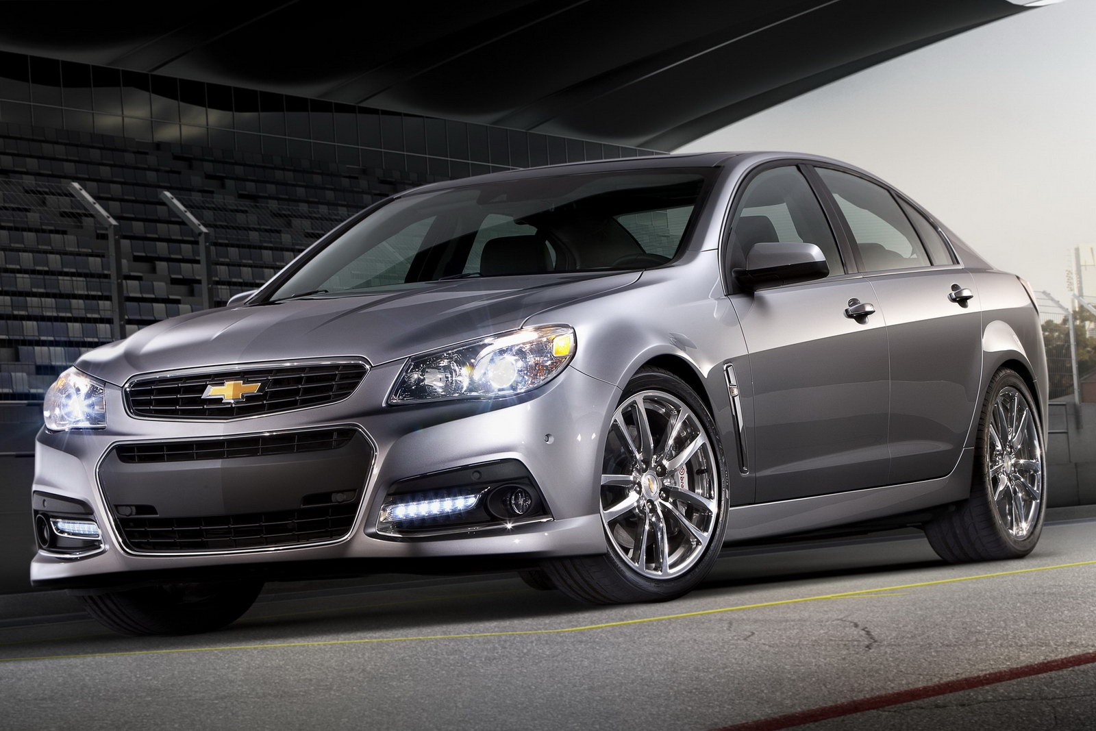 2014 Chevrolet Ss Amcarguide Com American Muscle Car Guide