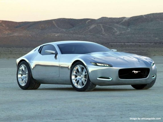2015 mustang concept that is the closest to the original 2015 mustang