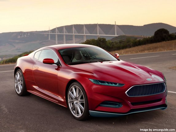 2015 Mustang Concept