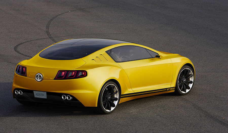 Thread: Ford EVOS Concept - Will this be the new 2015 Mustang?