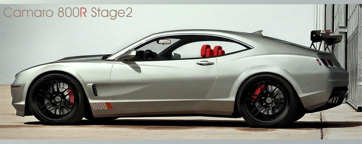 2016 Camaro Concept | AmcarGuide.com - American muscle car ...