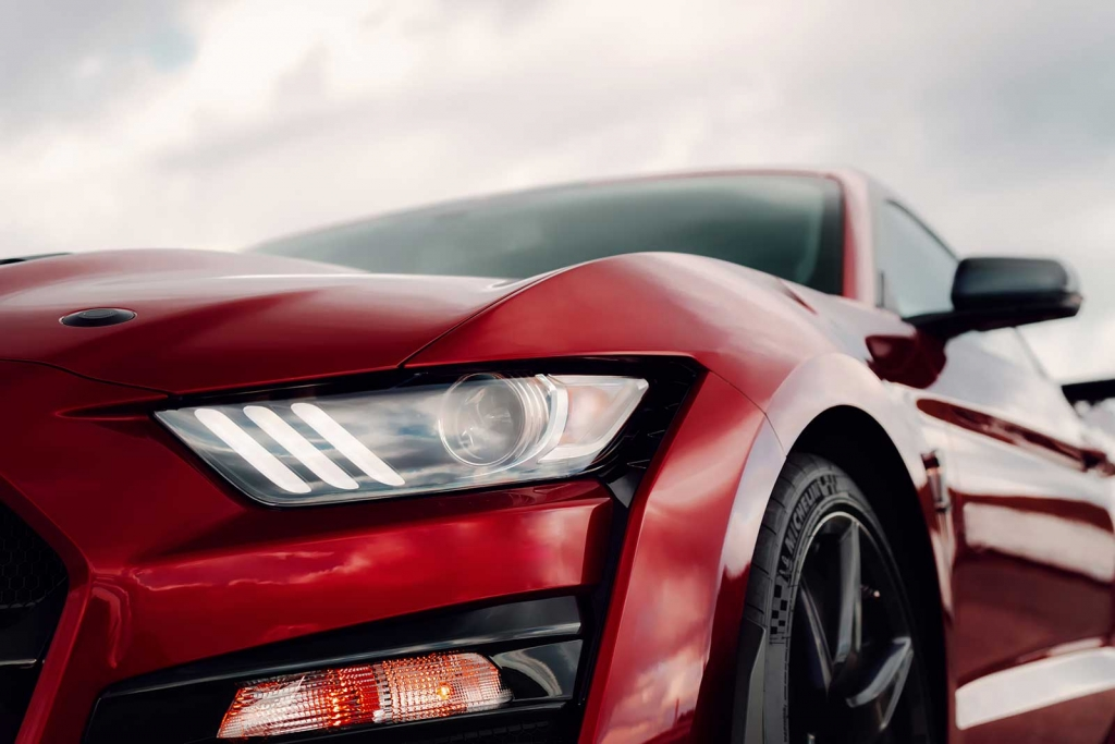 2020 Ford Mustang Shelby Gt500 Amcarguide Com American