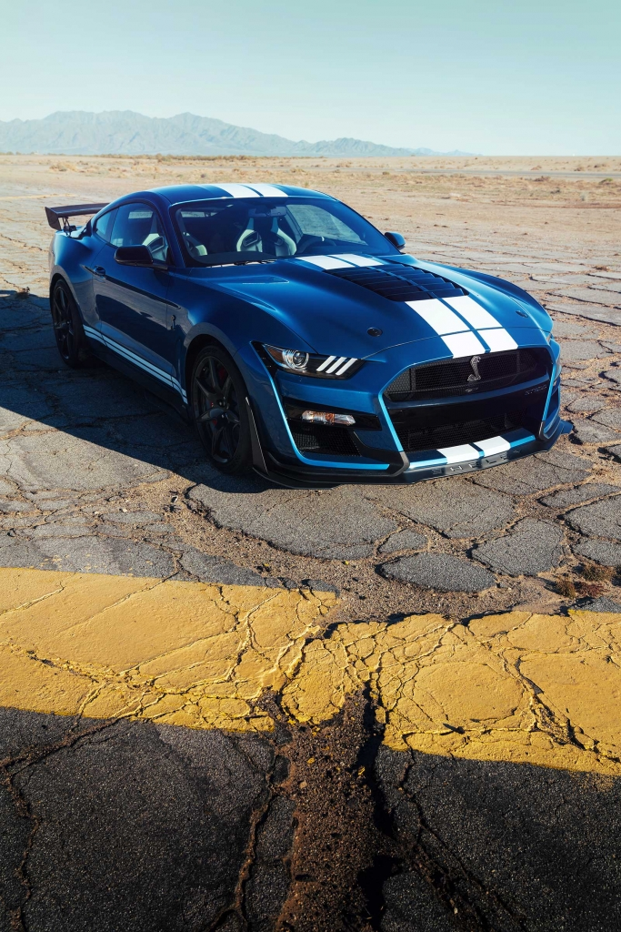 2020 Ford Mustang Shelby GT500 | AmcarGuide.com - American muscle car guide