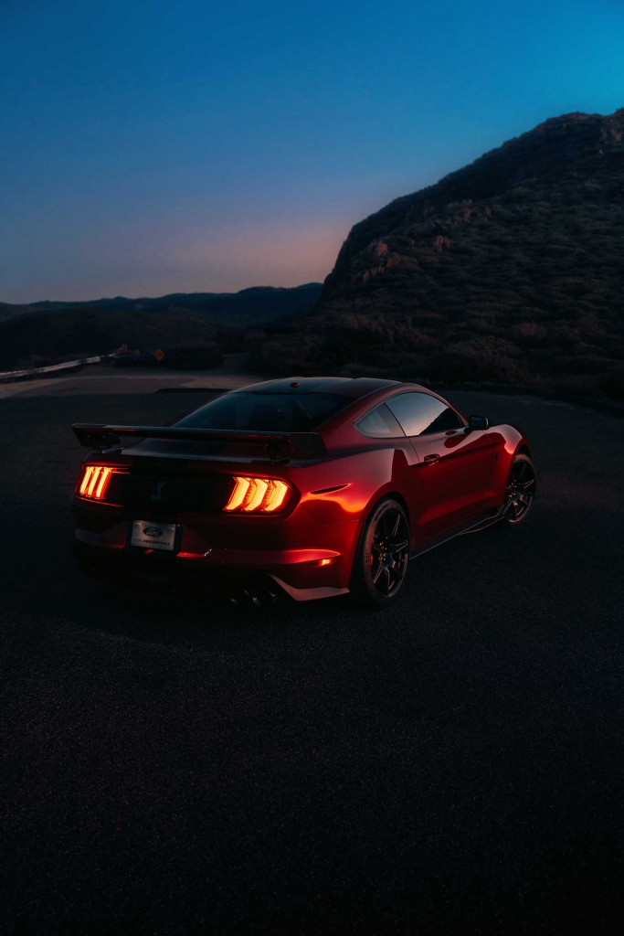 Best Tires 2016 >> 2020 Ford Mustang Shelby GT500 | AmcarGuide.com - American ...
