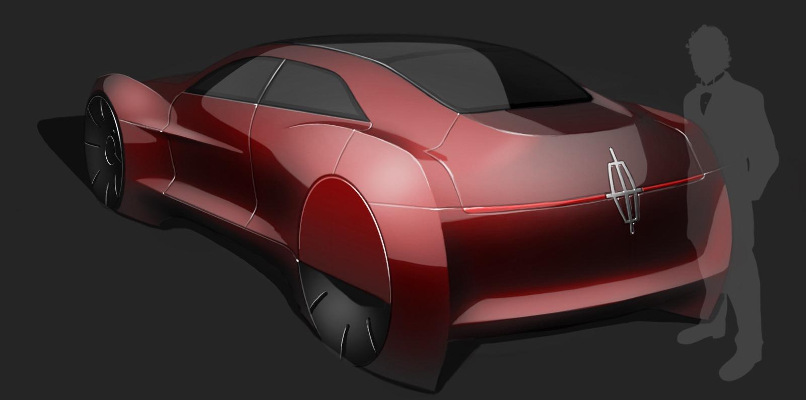 2025 Lincoln Continental Concept Amcarguide Com