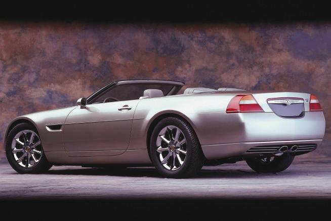 2000 Chrysler 300 HEMI C Convertible Concept - Car Pictures, Photos ...
