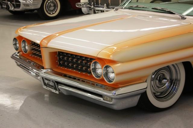 Custom 1962 Pontiac Grand Prix Amcarguide Com American