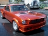 Blazing Copper '66 Fastback