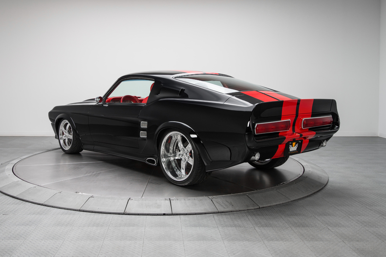 This 1967 mustang is for sale by rkmotorscharlotte com