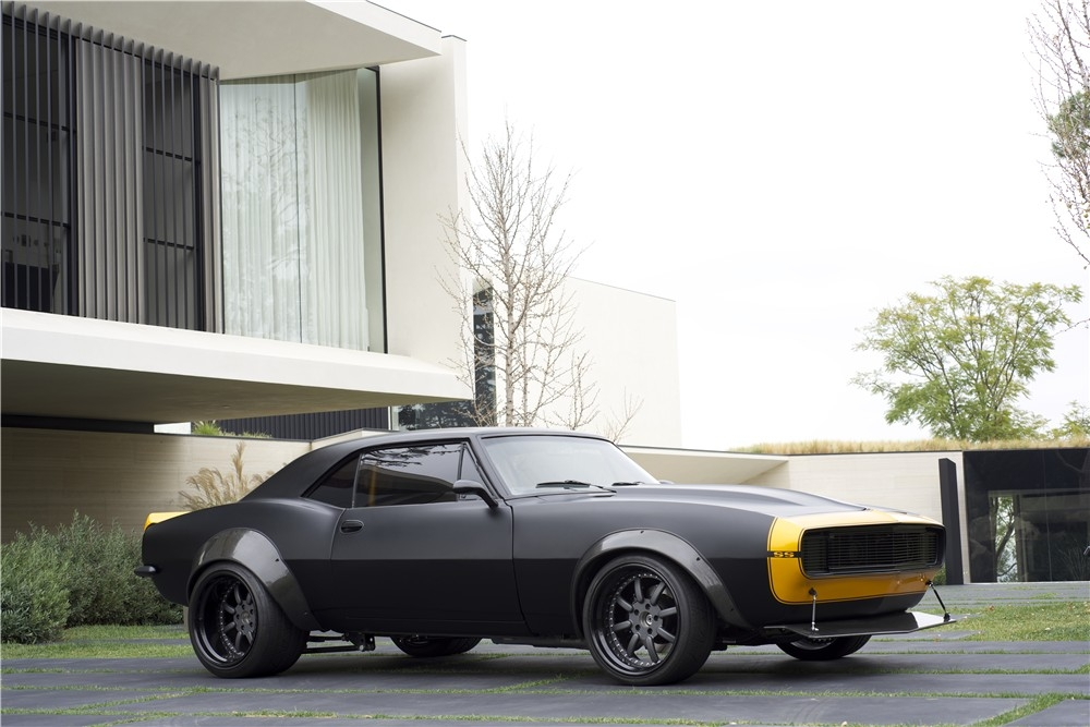 1969 Bumblebee Camaro Goes On Sale Amcarguide Com