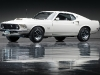 1969 Boss 429 with just 97 miles