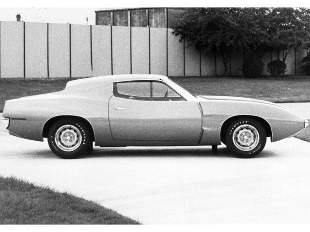 Chrysler barracuda concept