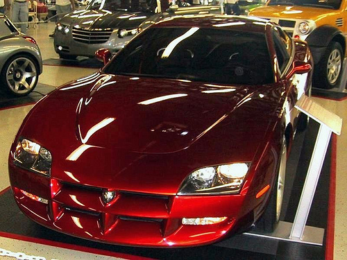 1999 Dodge Charger Rt Concept 08