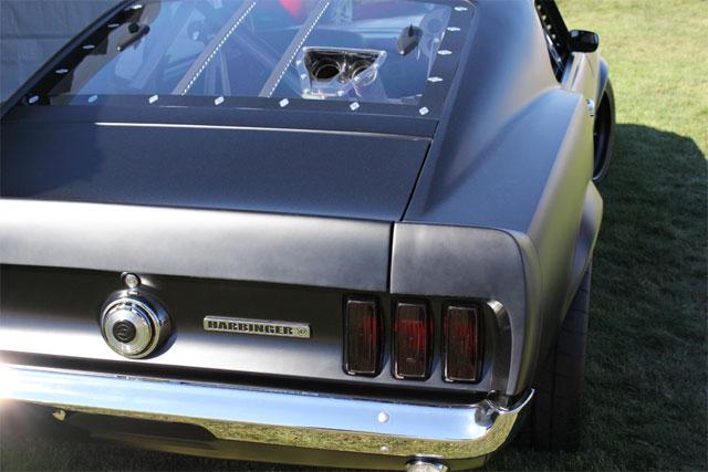 2015 Mustang Mach 1 >> Harbinger Agent 47 Mustang | AmcarGuide.com - American ...
